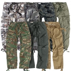 A Brief Guide to Parachute Trousers