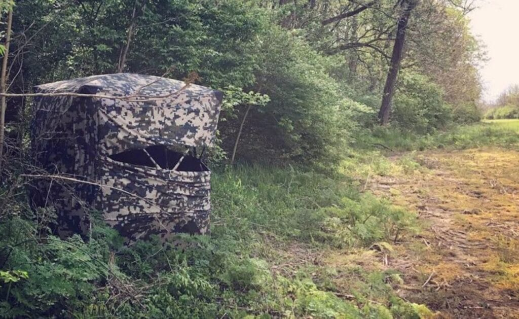 Things To Consider When Choosing Your Ground Hunting Blind 1