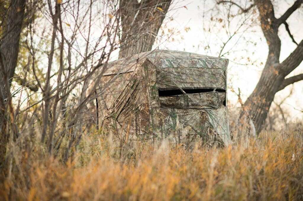 Things To Consider When Choosing Your Ground Hunting Blind 2